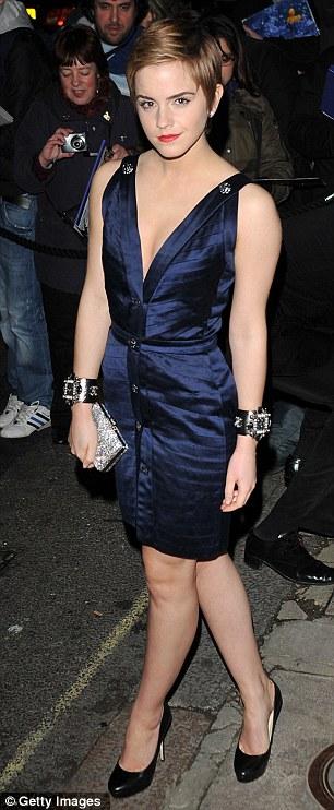emma watson dress malfunction. Harry Potter star Emma Watson