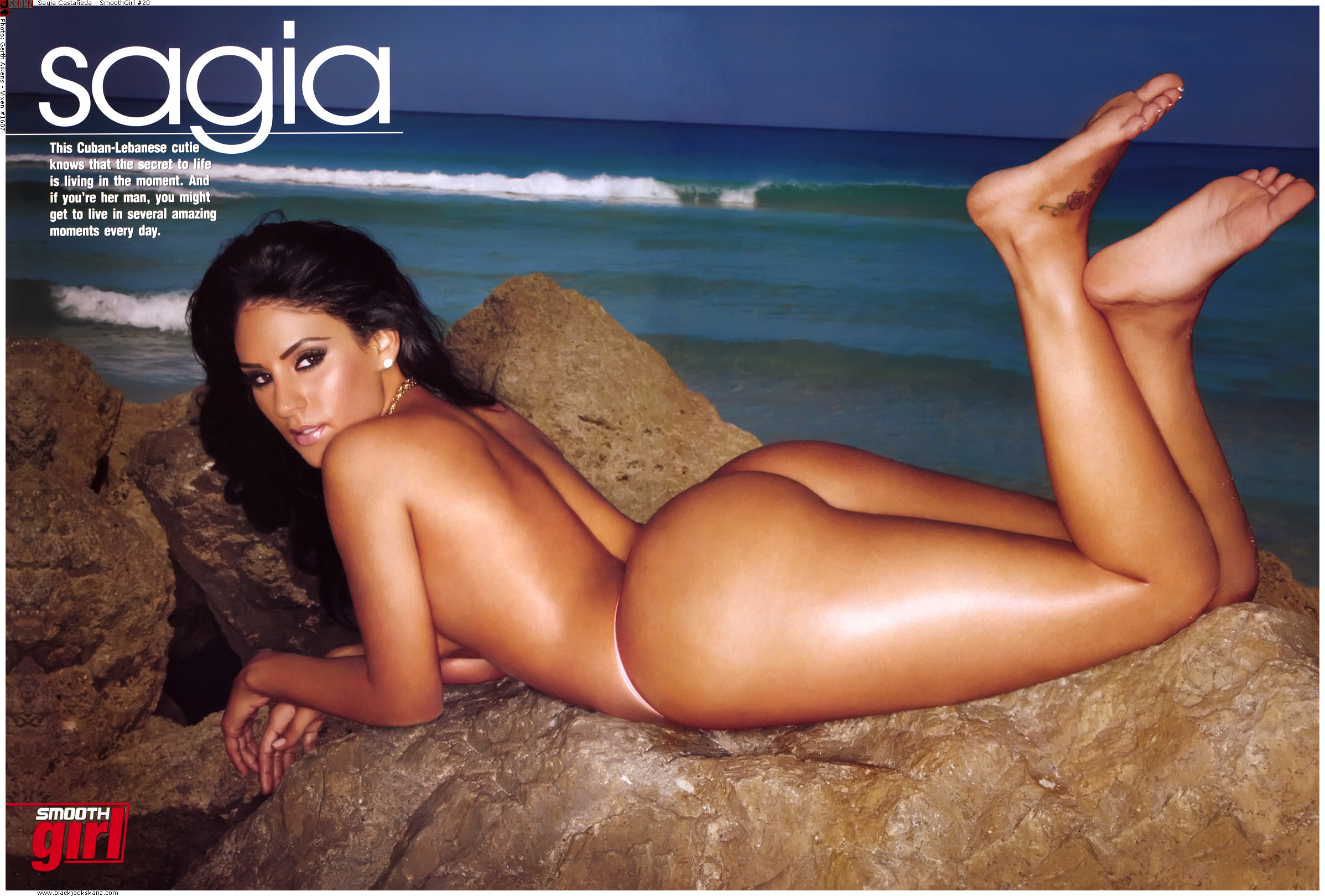FLASHBACK MODEL» Sagia Castaneda | VIDEO