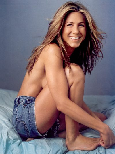 Jennifer Aniston named Sexiest Woman of ALL Time beating out arch-nemesis Angelina Jolie | Mail Online