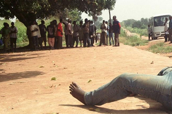Uroko Onoja, Benue State Man Raped To Death By His Six Wives