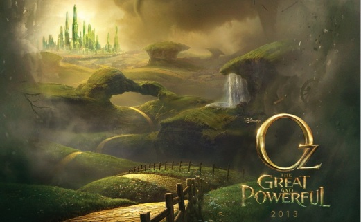 'OZ THE GREAT AND POWERFUL' Official Trailer (2013) [HD] - YouTube