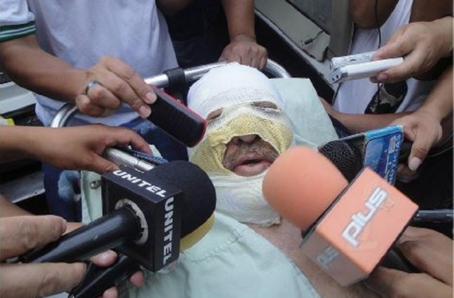 Bolivia radio host attacked on air
