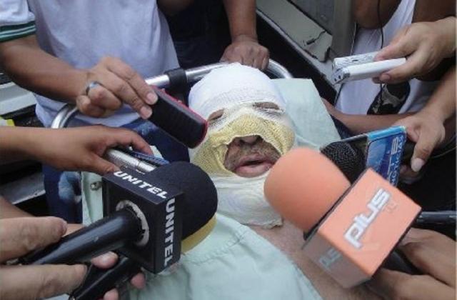 Bolivia radio host attacked on air