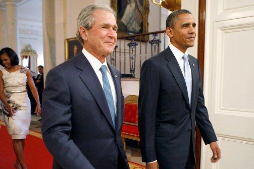 Defending administration on Libya, Obama adviser cites George W. Bush – CNN Political Ticker - CNN.com Blogs