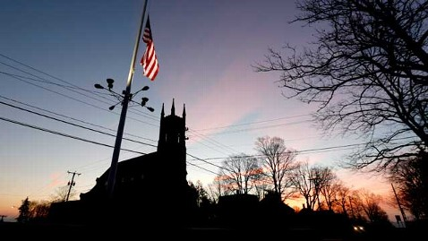 Newtown, Conn., Remains In Shock, Horror After School Massacre « CBS New York