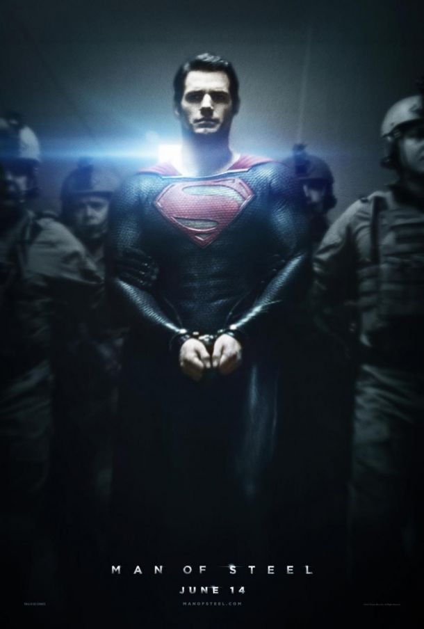 Man of Steel - Official Trailer #2 [HD] - YouTube