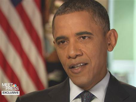 Obama on Benghazi: 'This was a huge problem' - First Read