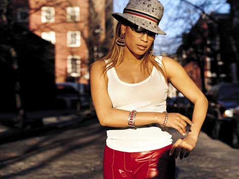 Blu Cantrell - Hit 'Em Up Style (Oops!) - YouTube
