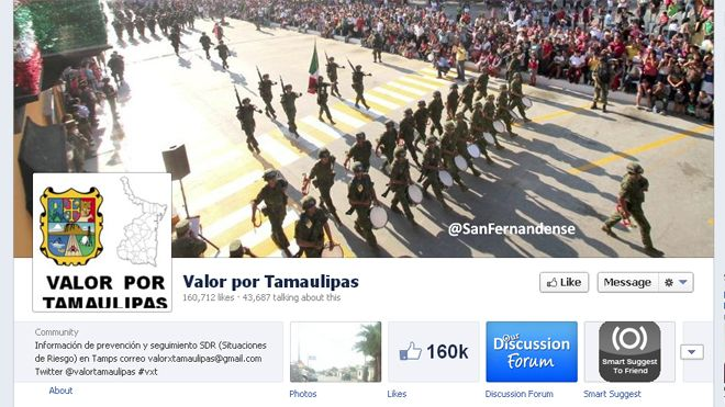 Popular Facebook Page Under Threat after Posting Mexican Security Risks | Fox News Latino
