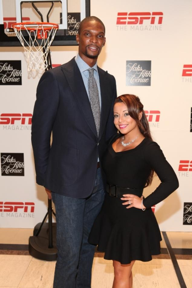 Chris Bosh's wife, Adrienne, indirectly responds to Lil Wayne's claims he slept with her, now her past may be resurfacing to haunt her - NY Daily News