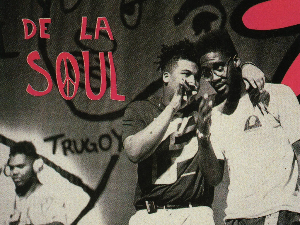 De La Soul - Ring Ring Ring (Ha Ha Hey) - YouTube