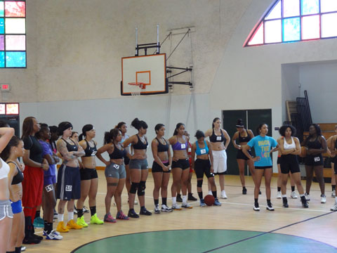 It's Bikini War! Rival Bikini Basketball Leagues Set To Duke It Out Beginning In June | SportsGrid