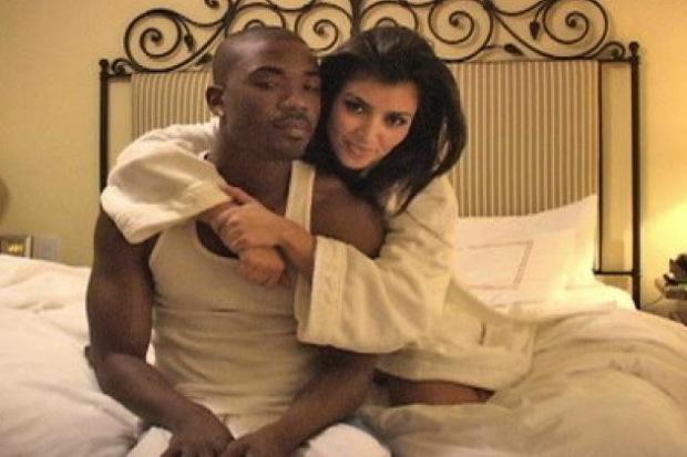 Ray J Drops 'I Hit It First' Video, Starring Kim Kardashian's Long Lost Twin - Music, Celebrity, Artist News | MTV.com
