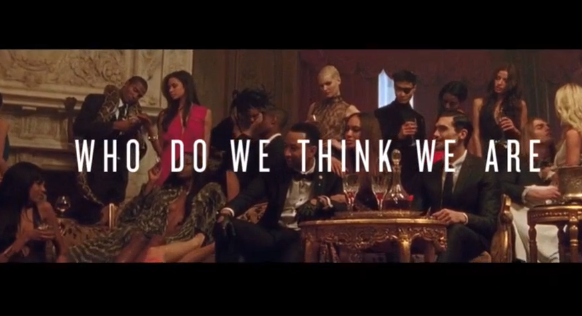 Who Do We Think We Are Official Video - YouTube