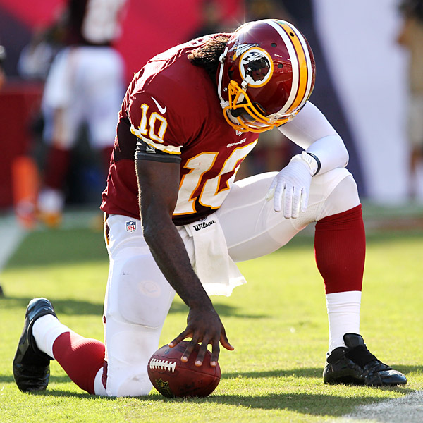 Robert Griffin III decries 'tyranny of political correctness' - Washington Times