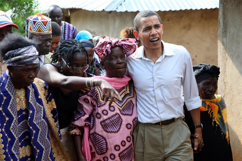 blog story PHOTOS: PRESIDENT OBAMA AND PRESIDENT BUSH IN AFRICA - prestonlowe@gmail.com - Gmail