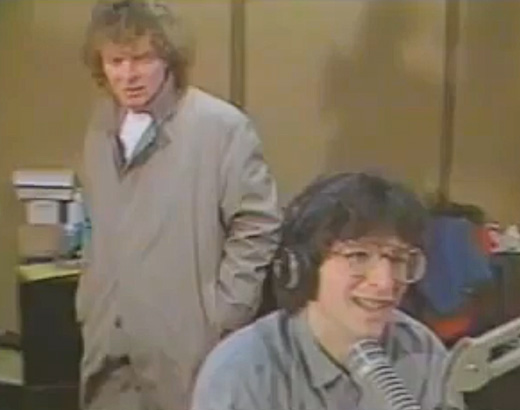 Howard and Imus on WNBC - YouTube