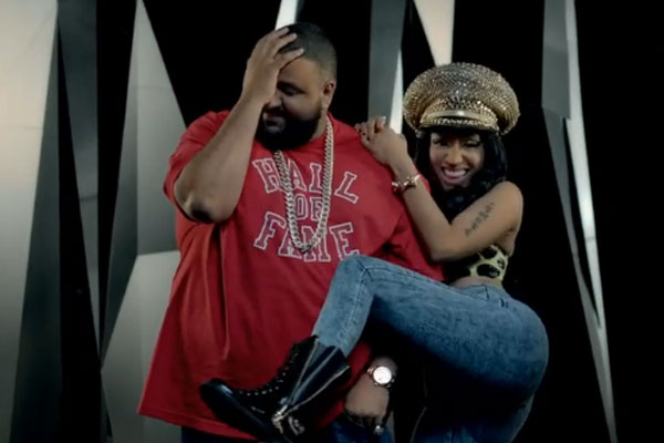 Hip-Hop Rumors: YO! Did Nicki Minaj File A Restraining Order Against DJ Khaled? | AllHipHop.com