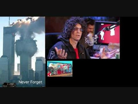 Howard Stern Radio Show: September 11, 2001 (audio only) - YouTube
