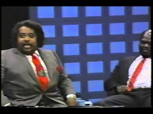 Al Sharpton knocked on his ass by Roy Innis - YouTube