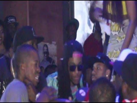 Video: Ex-Spur Stephen Jackson chokes Steve Francis at nightclub