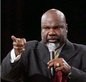 Bishop T.D. Jakes Rebukes 'Preachers Of L.A.'